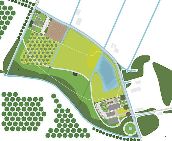 ontwerp boerenverblijf burgveld
