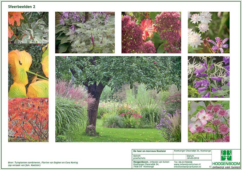 sfeerbeelden landelijke tuin
