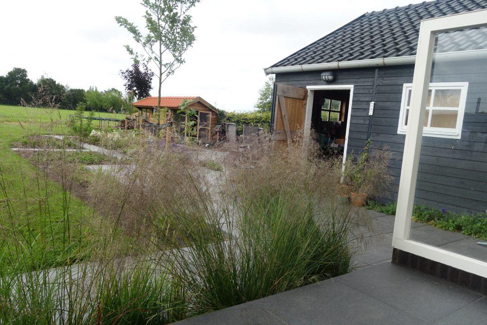 grassentuin siergras stolwijk haastrecht ©Groenerwaard