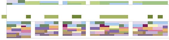 schema kleur border beplanting ©Groenerwaard